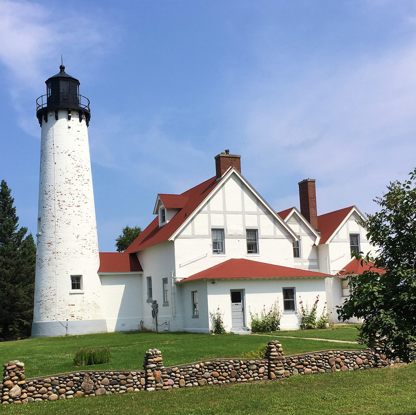 Iroquois Point Light House