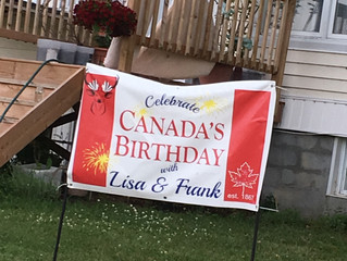 Canada Day in Gore Bay