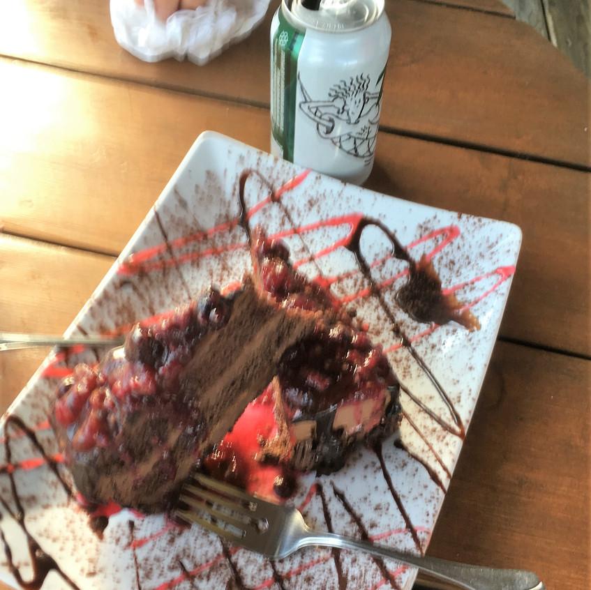 MEldrum Bay Inn dessert