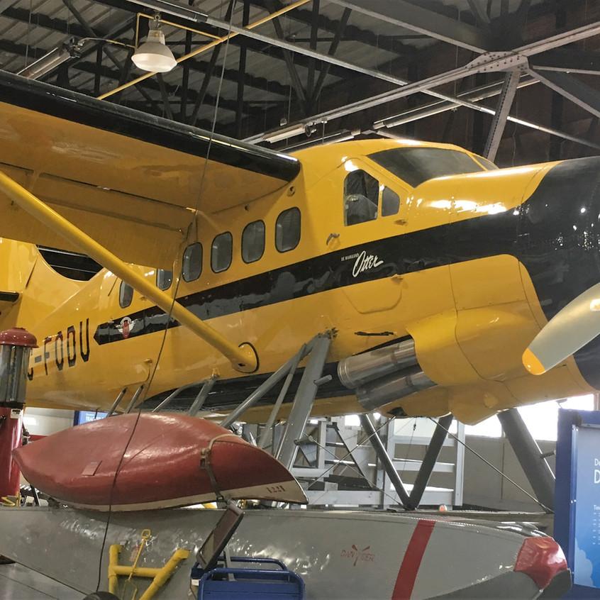 Bush Plane Museum in Sault St