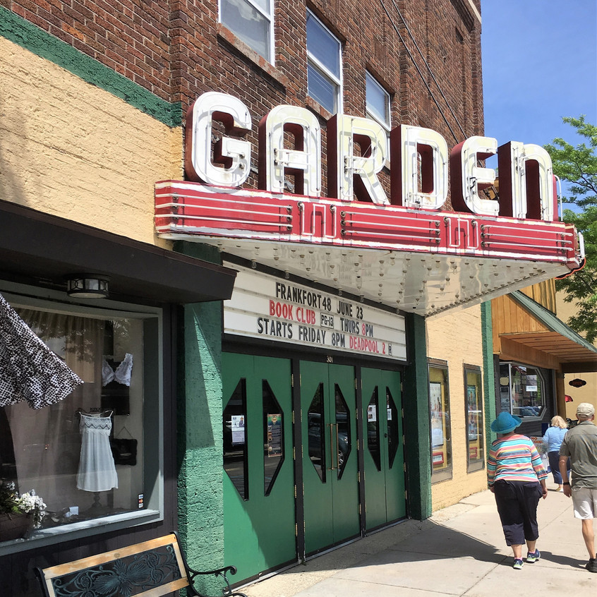 Garden Theater in Frankfort
