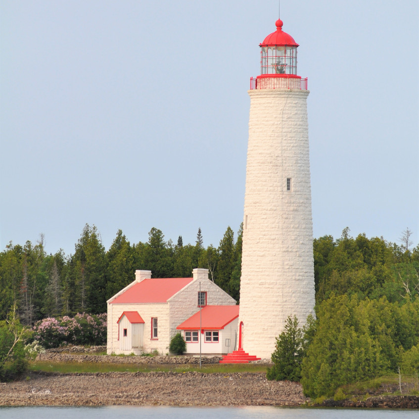 Cove Island Light 3