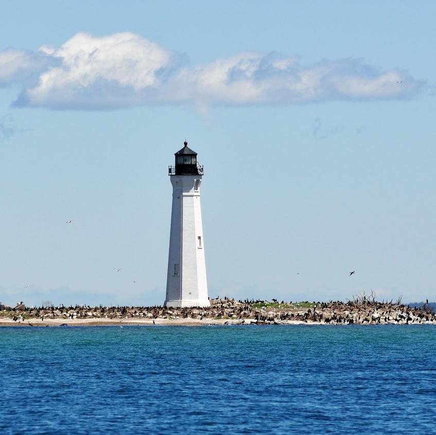 Skillagalee Lighthouse