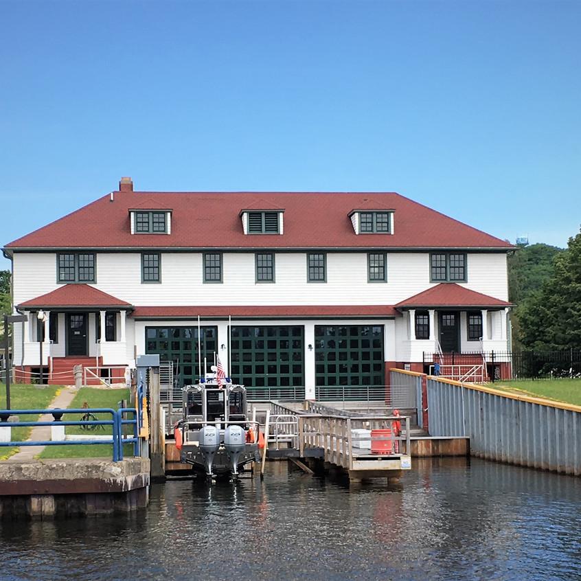 Frankfort coast guard station