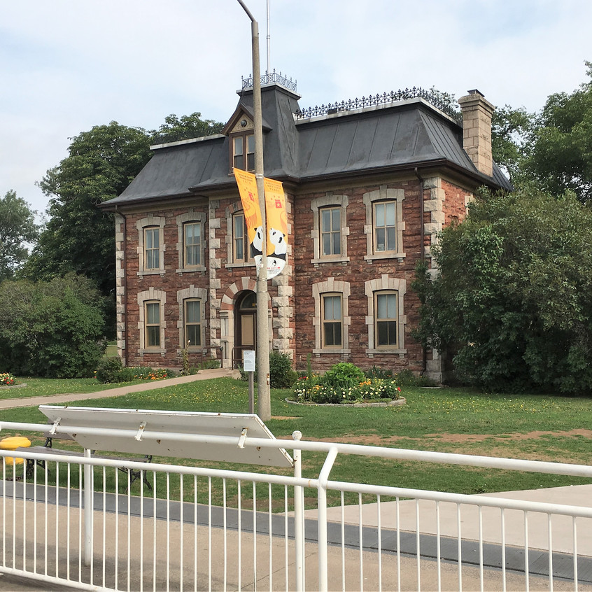 Old lock museum