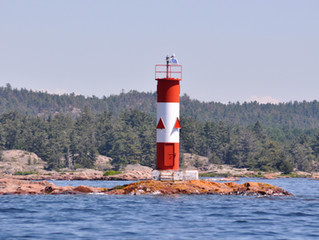 Killarney to Parry Sound via the Small Craft Channel