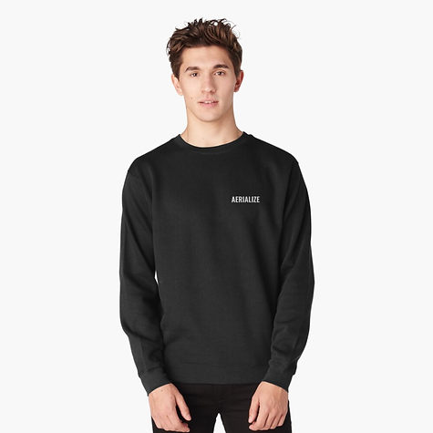 Unisex Pullover Sweatshirt