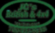Copy of JCs British & 4x4 Logo wht bkgrn
