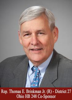 Rep. Thomas E. Brinkman Jr.