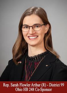 Rep. Sarah Flowler Arthur