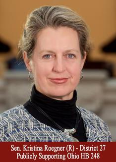 Sen. Kristina Roegner