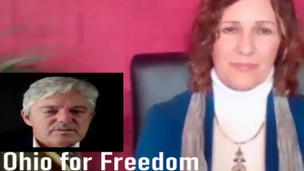 Ohio for Freedom Interviews Ana Garner of New Mexico Stands Up!