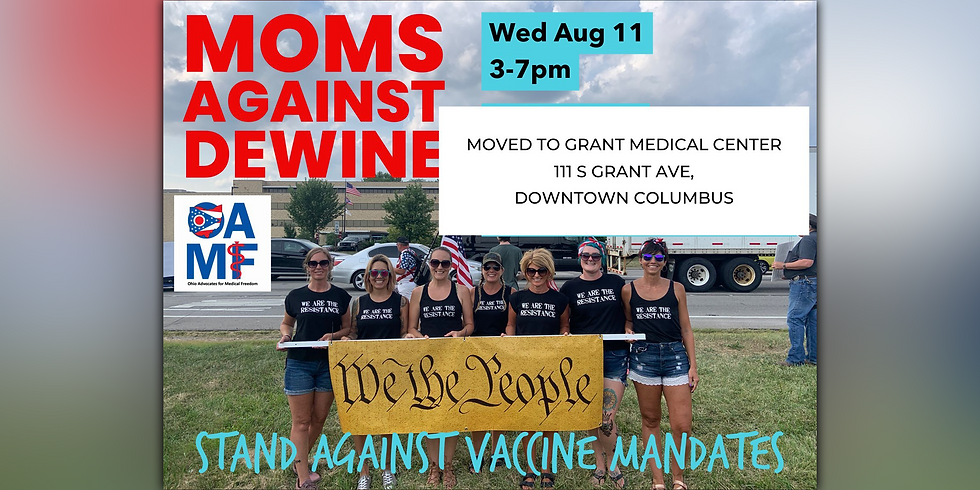 Grant Medical Center Freedom From Forced Vax Demonstration