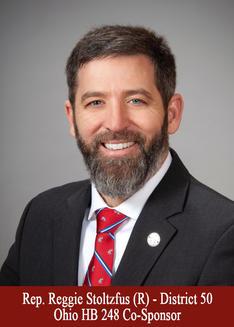 Rep. Reggie Stoltzfus