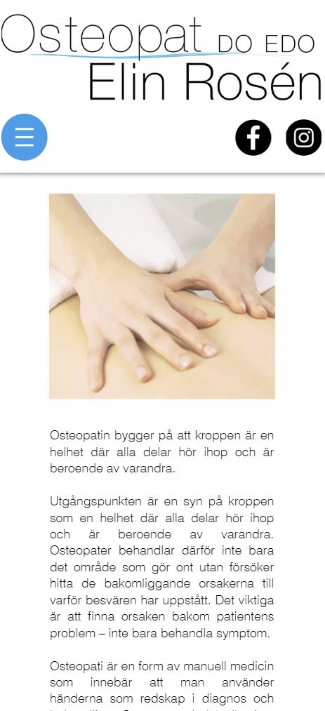 osteopat
