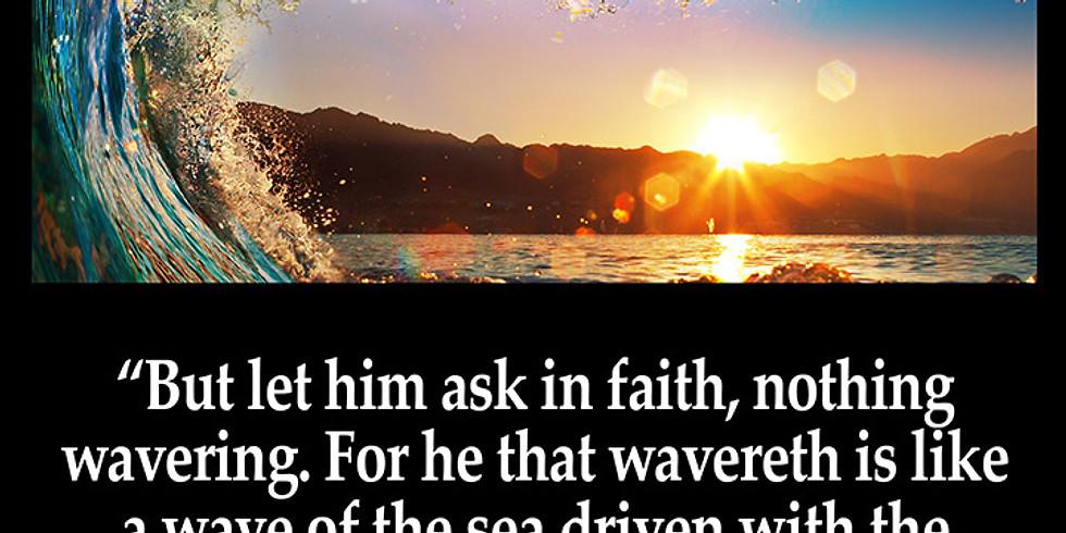 Biblical Conversations Around God's Word- May