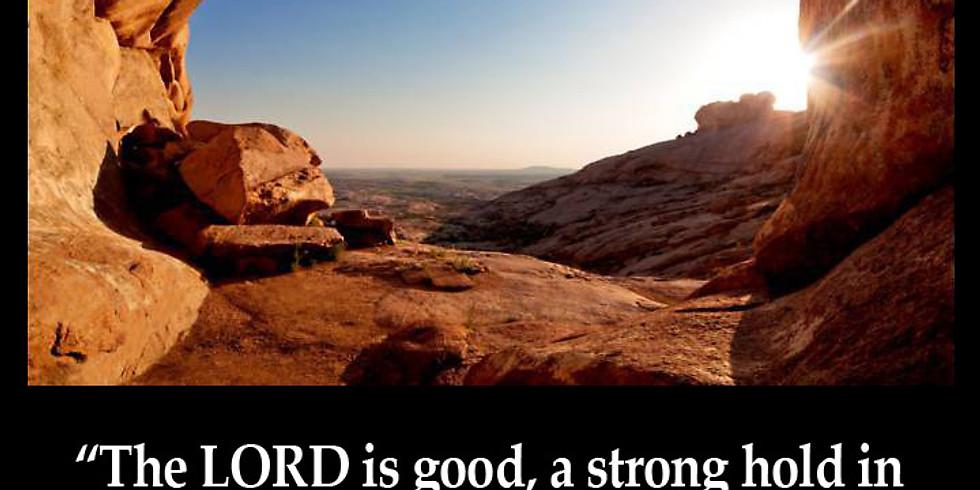 Biblical Conversations Around God's Word - June