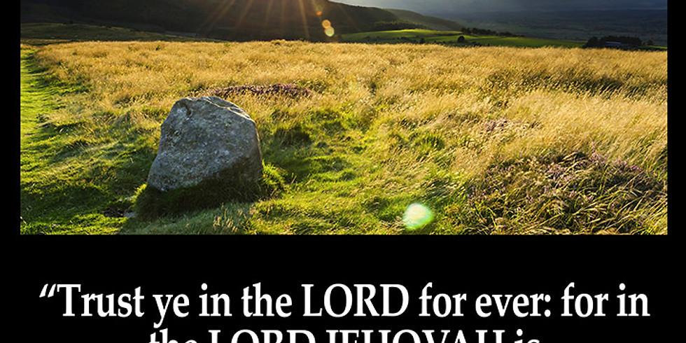 Biblical Conversations Around God's Word - Oct.