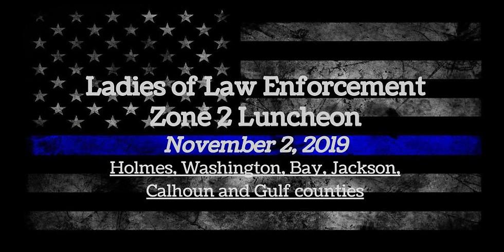 Ladies of Law Enforcement Luncheon Zone 2