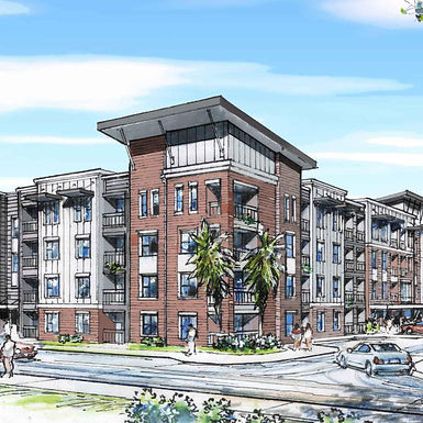 Ivey Development acquires downtown land to build 155-unit apartment community