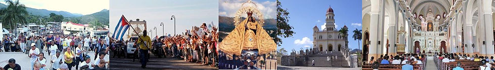 Peregrinación por Nuestra Señora de  la Caridad del Cobre