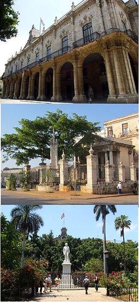 Festejos por el 498 aniversario de La Habana SEDES