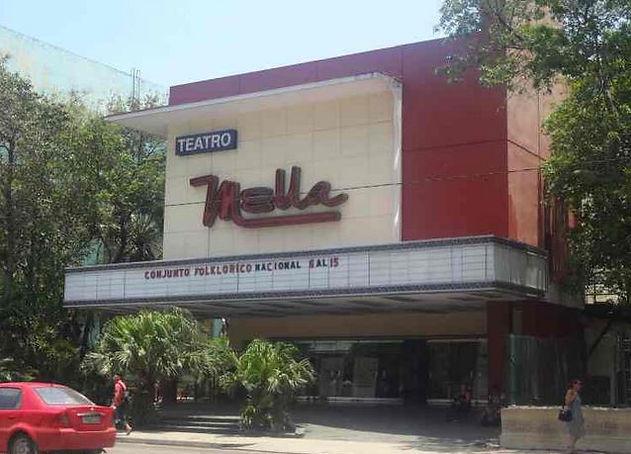 Teatro Mella sede del ballet de Cuba