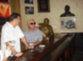 La Habana Recorrido 1 El Floridita Hemingway
