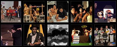Festival de Teatro de La Habana COLLAGE