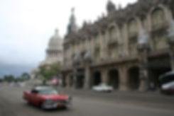 Recorridos por La Habana, el Capitolio
