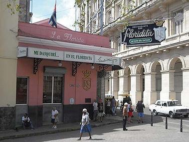 La Habana Recorrido 1 El Floridita 1