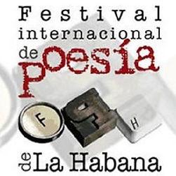 Festival Internacional de Poesía de La Habana LOGO