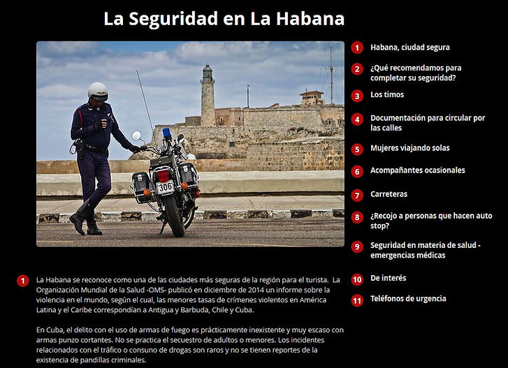 Seguridad, timos, teléfonos de urgencia