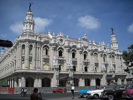 La Habana Recorrido 1 Gran Teatro de La Habana