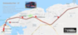 HabanaBusTour T3 MAPA