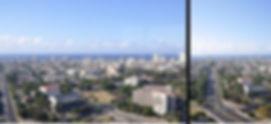 Mirador del Memorial José Martí