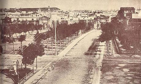 La Habana Recorrido 1 Parque Central 1877