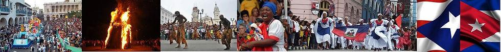 Festival del Caribe COLLAGE