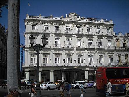La Habana Recorrido 1 Hotel Inglaterra