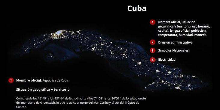 Información sobre Cuba, síimbolos nacionales