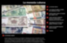 Moneda CUC CUP cambios tasa