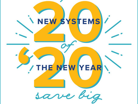 The first 20 New Systems of 2020 Save BIG!