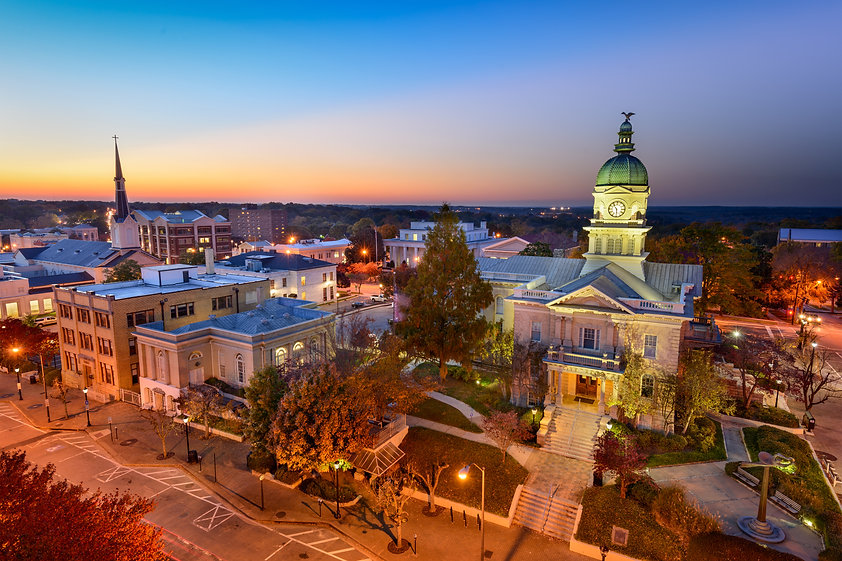 Athens GA Downtown