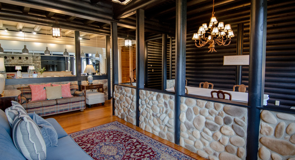 the lodge at old haigler inn mint hill nc airbnb charlotte Starr and brian haigler  (35 of