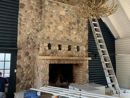 Construction Update: Old Haigler Inn