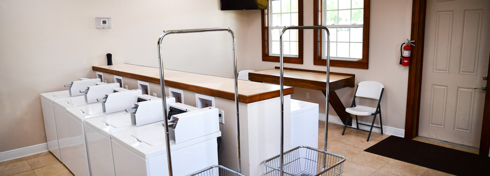 Southern Leisure Laundry Facilities