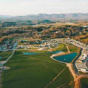 Crossing Creeks RV Resort & Spa: RV Luxury in the North Georgia Mountains