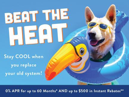 Summer isn't over yet - Beat the Heat