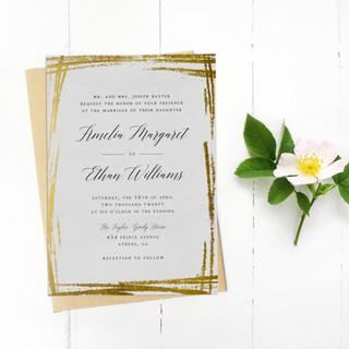 Etched Wedding