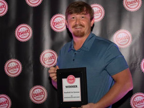 Stanfield is named Best of the Best... again!